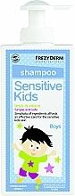 Parfémy, Parfumerie, kosmetika Šampon - Frezyderm Sensitive Kids Shampoo for Boys