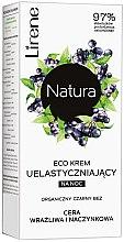 Parfémy, Parfumerie, kosmetika Noční krém na obličej Bez - Lirene Natura Eco Cream