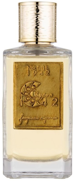 Nobile 1942 Chypre - Parfémovaná voda — foto N1
