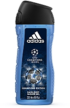 Parfémy, Parfumerie, kosmetika Adidas UEFA Champions League Champions Edition - Sprchový gel