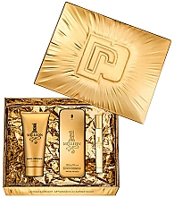 Parfémy, Parfumerie, kosmetika Paco Rabanne 1 Million - Sada (edt/100ml + edt/10ml + sh/gel/100ml)