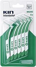 Parfémy, Parfumerie, kosmetika Zubní kartáček na mezizubní prostory 0,9 mm - Kin Micro ISO 2