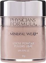Parfémy, Parfumerie, kosmetika Sypký minerální pudr - Physicians Formula Mineral Wear Loose Powder SPF 16