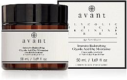 Parfémy, Parfumerie, kosmetika Intenzivně hydratační krém s kyselinou glykolovou - Avant Intensive Redensifying Glycolic Acid Day Moisturiser