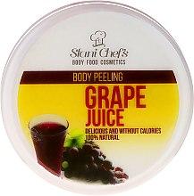 Parfémy, Parfumerie, kosmetika Telový peeling Hroznová šťava - Hristina Cosmetics Stani Chef's Grape Juice Body Peeling