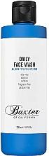 Parfémy, Parfumerie, kosmetika Přípravek na mytí obličeje - Baxter of California Daily Face Wash