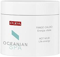 Parfémy, Parfumerie, kosmetika Hřejivý tělový krém - Pupa Hot Mud Life Energy