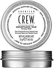 Parfémy, Parfumerie, kosmetika Vosk na knír se silnou fixaci - American Crew Official Supplier to Men Moustache Wax Strong Hold