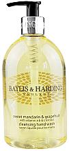 Parfémy, Parfumerie, kosmetika Tekuté mýdlo na ruce - Baylis & Harding Sweet Mandarin & Grapefruit Hand Wash