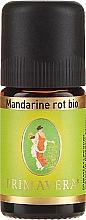 Parfémy, Parfumerie, kosmetika Esenciální olej - Primavera Essential Oil Mandarin Red Bio