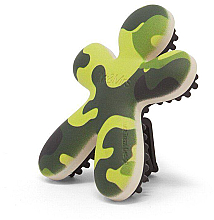 Parfémy, Parfumerie, kosmetika Vůně do auta - Mr&Mrs Niki Pine & Eucalyptus Green Camouflage