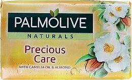 Parfémy, Parfumerie, kosmetika Mýdlo - Palmolive Precious Care Camelia Oil & Almond