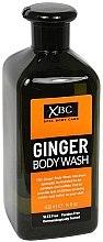 """Parfémy, Parfumerie, kosmetika Sprchový gel """"Zazvor"""" - Xpel Marketing Ltd XBC Ginger Body Wash"""