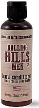Parfémy, Parfumerie, kosmetika Kondicionér na vousy - Rolling Hills Men Beard Conditioner
