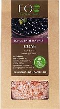 """Parfémy, Parfumerie, kosmetika Koupelová sůl """"Tonizující"""" - ECO Laboratorie Bath Sea Salt"""