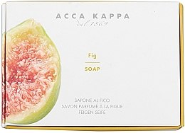 "Parfémy, Parfumerie, kosmetika Mýdlo - Acca Kappa ""Fík"""