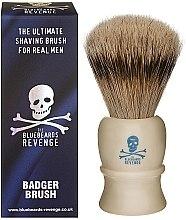 Parfémy, Parfumerie, kosmetika Štětka na holení - The Bluebeards Revenge The Ultimate Badger Brush