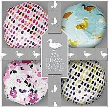 Parfémy, Parfumerie, kosmetika Sada - Baylis & Harding The Fuzzy Duck Cotswold Floral Bath Fizzers Set (bath/bomb/4szt)