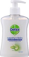 """Parfémy, Parfumerie, kosmetika Antibakteriální tekuté mýdlo """"Hydratace"""" - Dettol"""