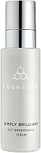 Parfémy, Parfumerie, kosmetika Zesvětlující sérum 24/7 - Cosmedix Simply Brilliant 24/7 Brightening Serum