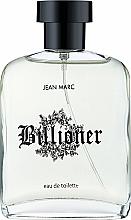 Parfémy, Parfumerie, kosmetika Jean Marc Billioner - Toaletní voda