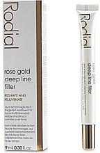 Parfémy, Parfumerie, kosmetika Filler proti hlubokým vráskám - Rodial Rose Gold Deep Line Filler