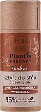 Parfémy, Parfumerie, kosmetika Peelingová tyčinka na nohy - Pharma CF No.36 Plantis Therapy Peeling Foot Stick
