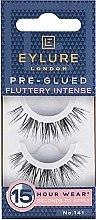 Parfémy, Parfumerie, kosmetika Umělé řasy č. 141 - Eylure Pre-Glued Fluttery Light