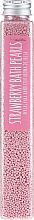 Parfémy, Parfumerie, kosmetika Koupelové perly Jahoda - IDC Institute Bath Pearls Strawberry