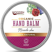 Parfémy, Parfumerie, kosmetika Balzám na ruce - Wooden Spoon Hand Balm Miracle Skin
