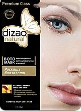 Parfémy, Parfumerie, kosmetika Boto maska na obličej, krk a víčka Luxus bio zlata - Dizao