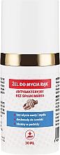 Parfémy, Parfumerie, kosmetika Antibakteriální gel na ruce - Sara Cosmetics Antibacterial Gel
