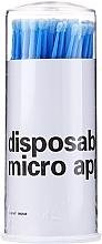 Parfémy, Parfumerie, kosmetika Mini aplikátory na řasy, velikost Regular, 100 ks - Lewer Micro Applicators