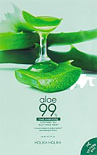 Parfémy, Parfumerie, kosmetika Hydrogelová maska - Holika Holika Aloe 99% Soothing Gel Jelly Mask Sheet