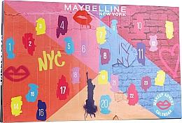 Parfémy, Parfumerie, kosmetika Sada Adventní kalendář 2020 - Maybelline Advent Calendar 2020