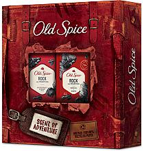 Parfémy, Parfumerie, kosmetika Sada - Old Spice Rock Adventurer (deo/50g + sh/gel/250ml)