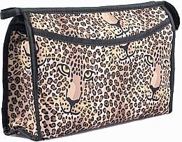 Parfémy, Parfumerie, kosmetika Ženská kosmetická taštička Leopard, 98512 - Top Choice