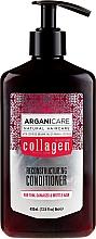 Parfémy, Parfumerie, kosmetika Kolagenový kondicionér na vlasy - Arganicare Collagen Reconstructuring Conditioner