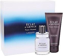 Parfémy, Parfumerie, kosmetika Lanvin Eclat d'Arpege Pour Homme - Sada (edt/50ml + sh/gel/100ml)