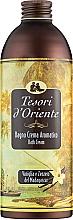 Parfémy, Parfumerie, kosmetika Tesori d`Oriente Vaniglia E Zenzero Del Madagascar - Krém pro koupel