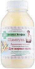 Parfémy, Parfumerie, kosmetika Šampon pro mastné vlasy - Recepty babičky Agafyy Lékárnička Agafií