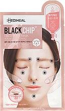 Parfémy, Parfumerie, kosmetika Plátýnková maska Černý čip - Mediheal Black Chip Circle Point Mask