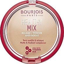 Parfémy, Parfumerie, kosmetika Kompaktní pudr - Bourjois Healthy Mix Powder