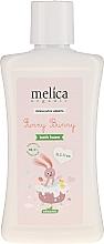 Parfémy, Parfumerie, kosmetika Koupelová pěna - Melica Organic Funny Bunny Bath Foam