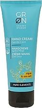 Parfémy, Parfumerie, kosmetika Hydratační krém na ruce - GRN Alga & Sea Salt Hand Cream
