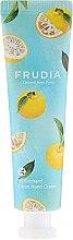 Parfémy, Parfumerie, kosmetika Výživný krém na ruce s extraktem citronu - Frudia My Orchard Citron Hand Cream