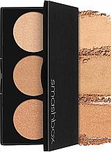 Parfémy, Parfumerie, kosmetika Paleta rozjasňovačů - Smashbox Spotlight Palette Gold