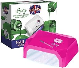 Parfémy, Parfumerie, kosmetika Lampa CCFL+LED, růžová - Ronney Profesional Lucy CCFL + LED 38W (GY-LCL-021) Lamp