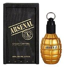 Gilles Cantuel Arsenal Gold - Parfémovaná voda — foto N1