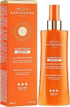 Parfémy, Parfumerie, kosmetika Tělové mléko - Institut Esthederm Adaptasun Sensitive Skin Body Lotion Strong